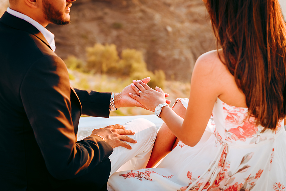 Santorini Wedding Venue Dream Proposals